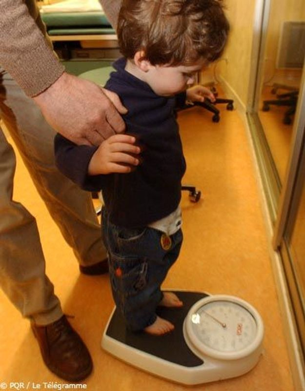 L'obésité infantile se combat avant la naissance