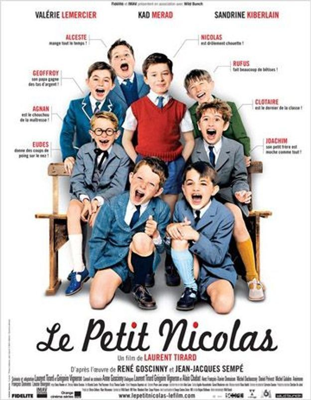 « Le Petit Nicolas », carton plein au box-office