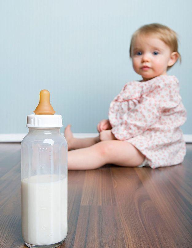 Les boissons végétales dangereuses pour les bébés