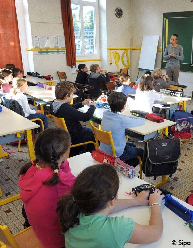 Les enfants sont heureux à l'école pour 85% des parents