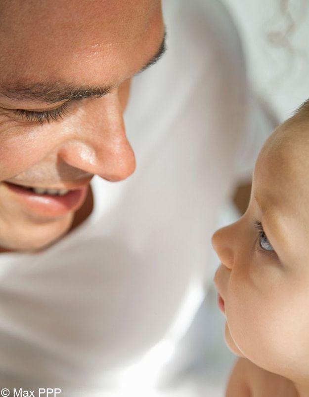 Plus les pères sont présents, plus les enfants sont sages ?