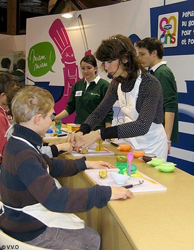 Salon de l 39 agriculture les enfants sont la f te elle - Salon center plan de campagne ...