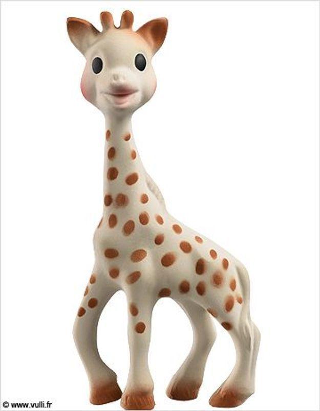 Sophie la girafe : 50 ans et pas une ride !