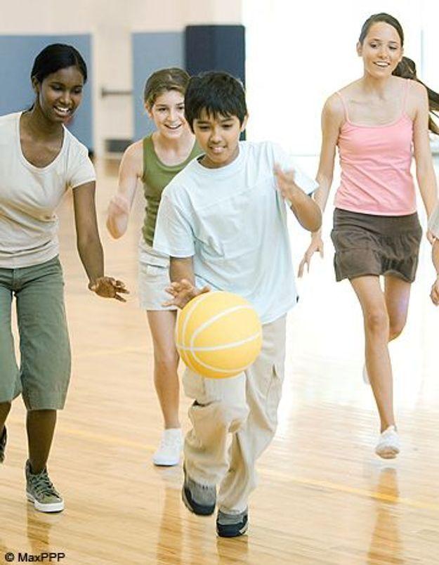 Sport à l'école : Sarkozy favorable a une heure par jour