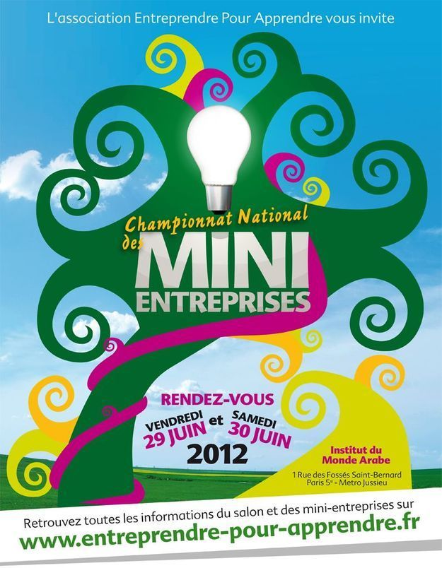 Un Championnat national des entrepreneurs en herbe