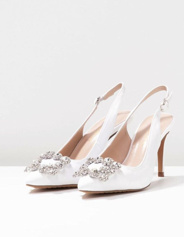 Chaussures mariage Alma en Pena