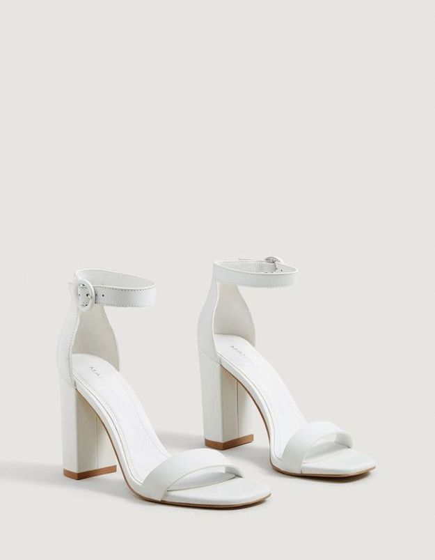 Chaussures mariage Mango