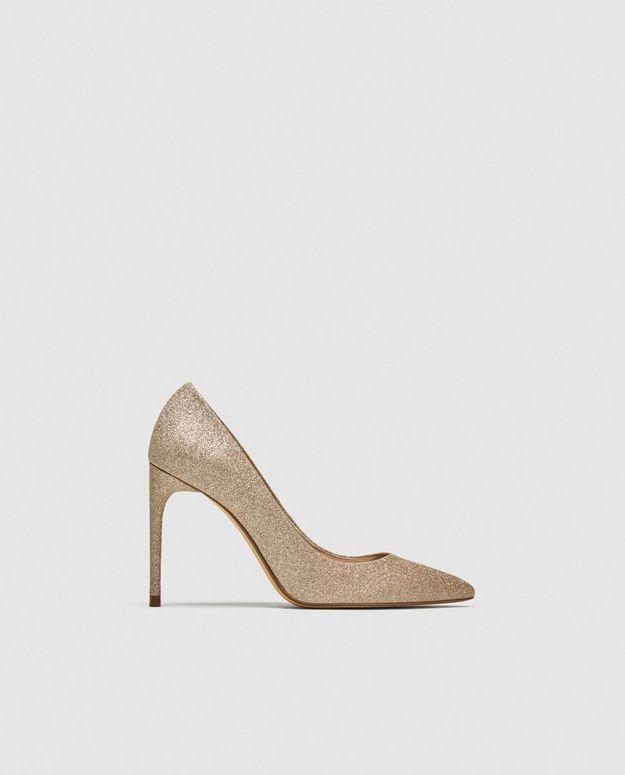 Chaussures mariage Zara