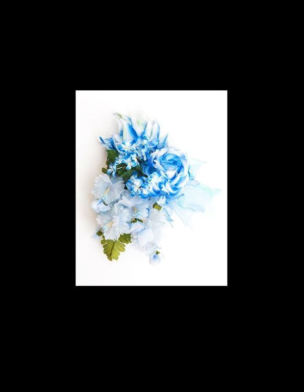 Bando Fleurs Bleues Copie