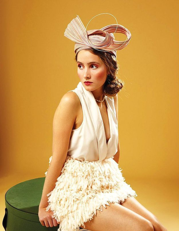 Chapeau turban