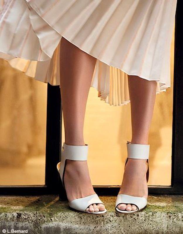 Sandales michel vivien