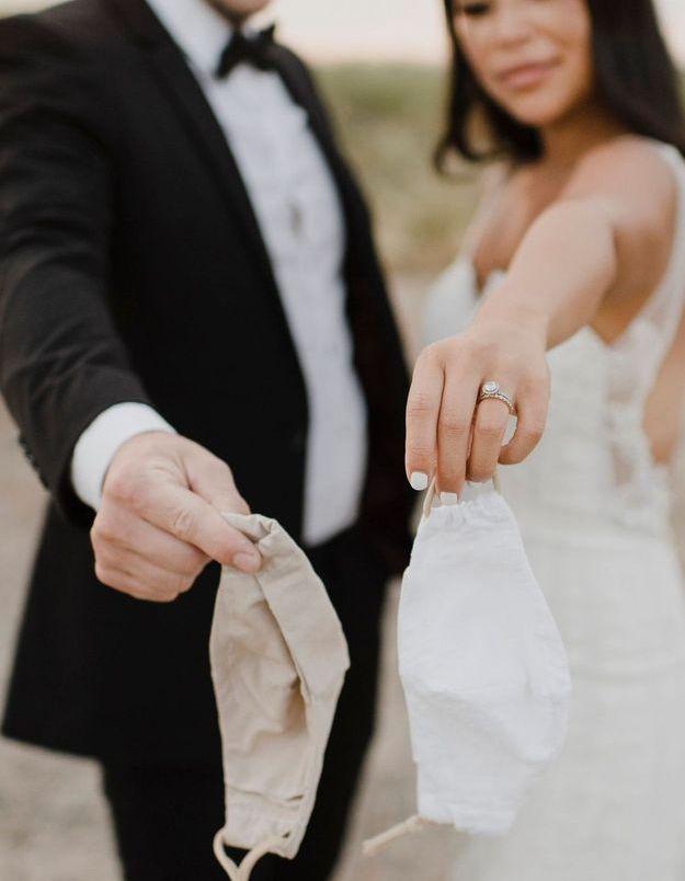 « Je me suis mariée pour échapper aux frontières du Covid-19 »