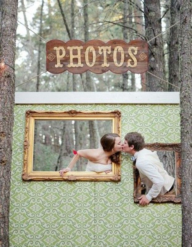 Photobooth cadre