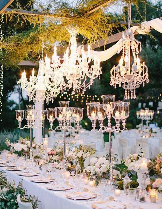 Thème mariage baroque