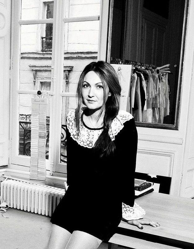 3 questions à Delphine Manivet, créatrice de robes de mariée