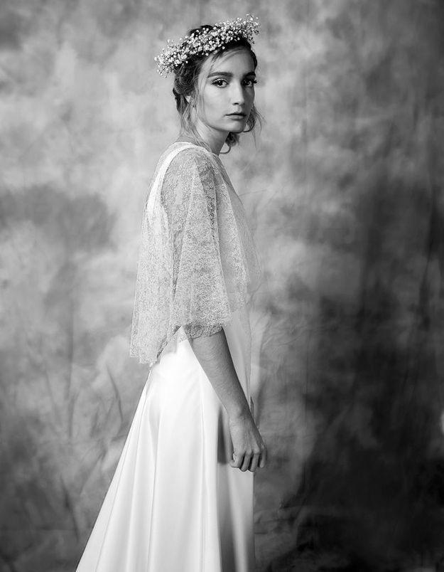 Robe de mariée de luxe Laurent Kapelski