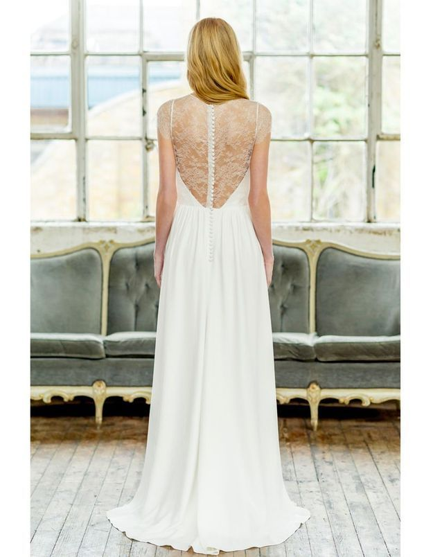 Robe de mariée bustier Atelier Anonyme