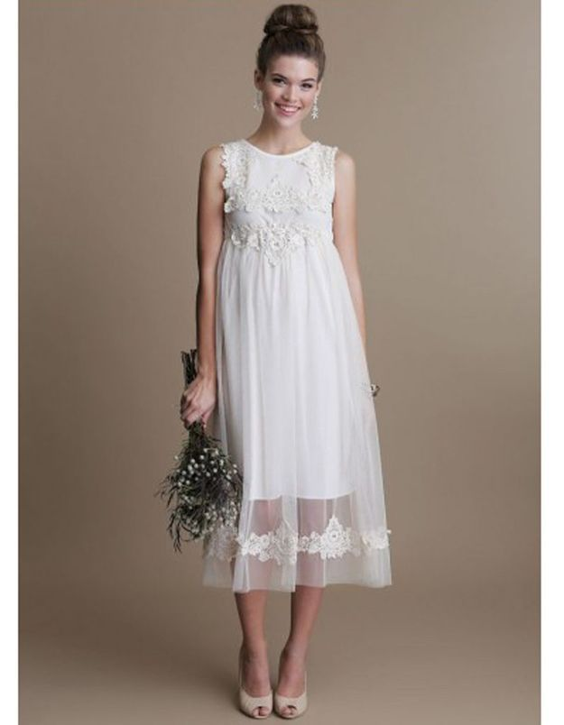 Robe de mariée empire Ruche Bridal