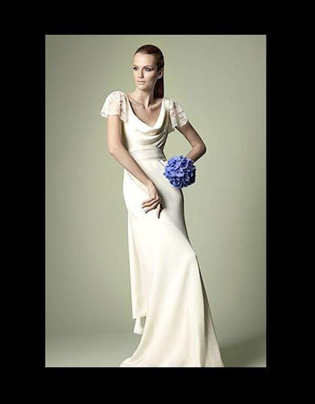 Robe de mariée The vintage wedding dress company