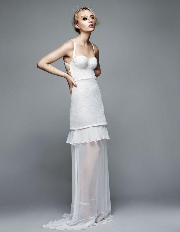 Richard Nicoll et ses robes de mariées pour TopShop