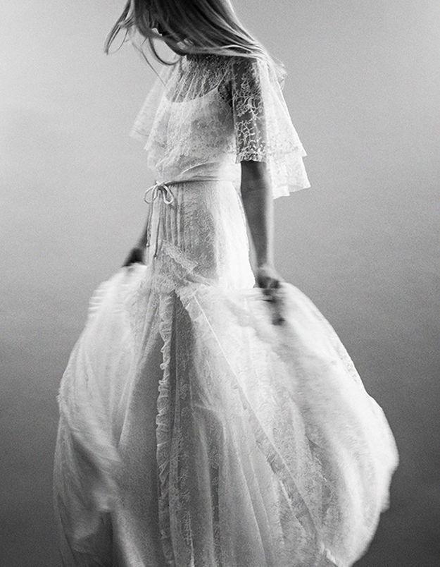 Robe de mariée créateur luxe Celestina Agostino