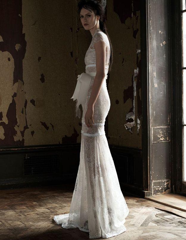 Robe de mariée créateur Vera Wang