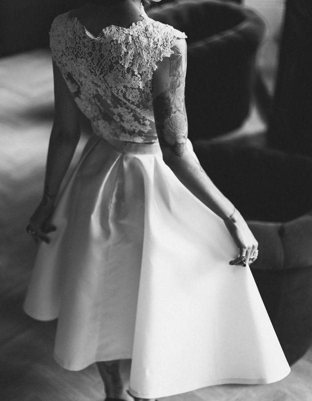 Robe de mariée Marseille Manon Gontero