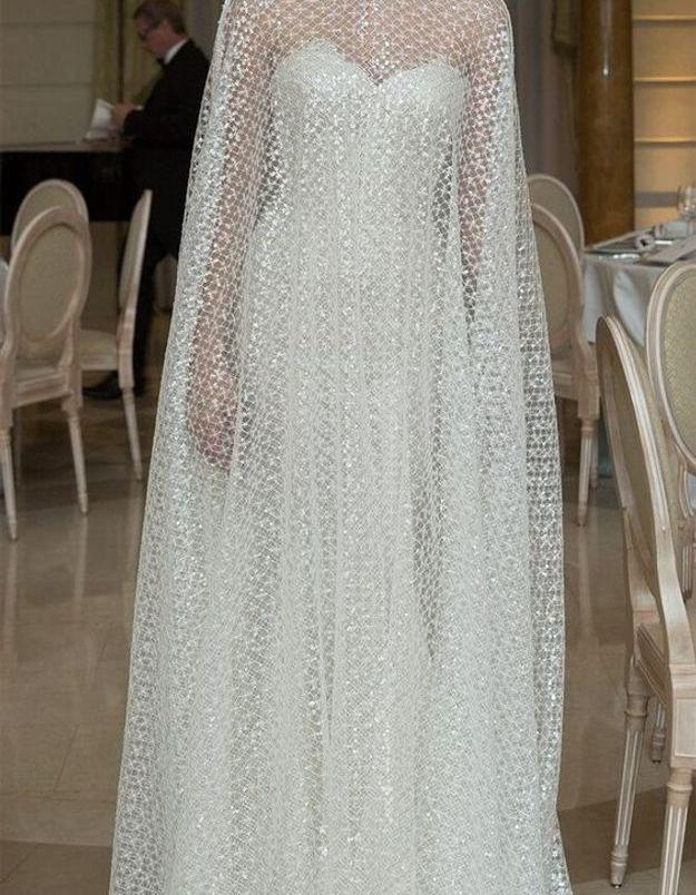 Robe de mariée princesse originale