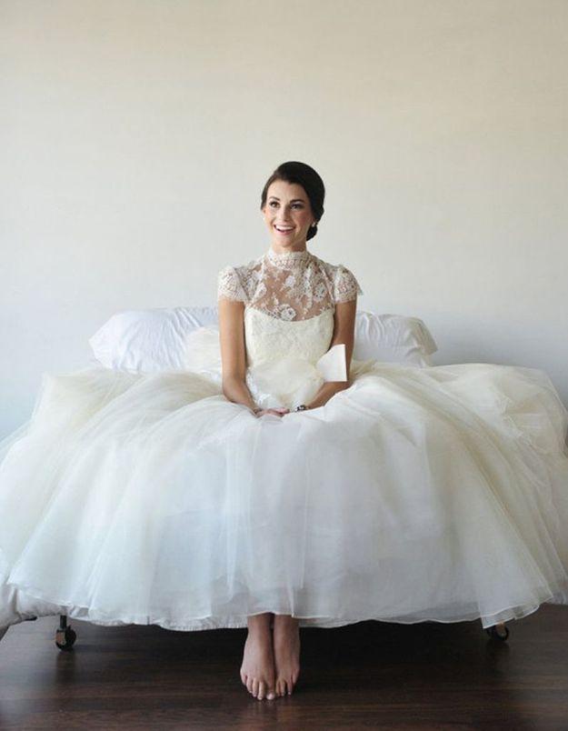 Robes de mariée: racontez-nous vos anecdotes