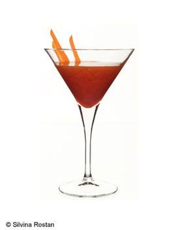 Pensez au cocktail bonne mine