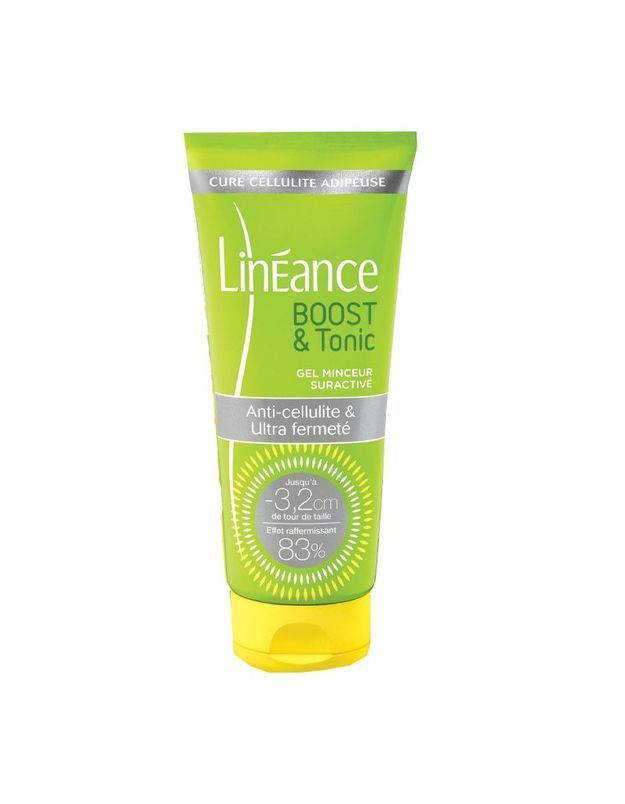 Gel boost & tonic, Linéance, 14,90 €, 180 ml