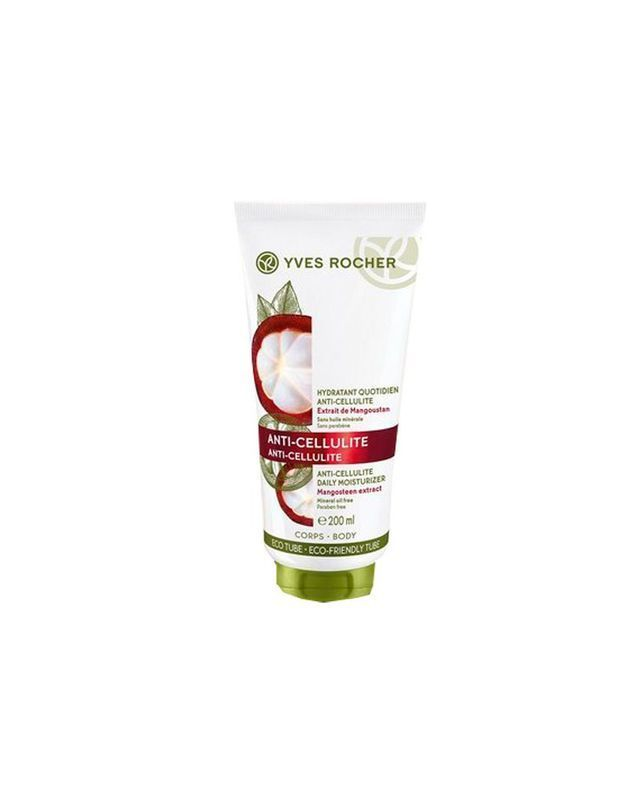 Hydratant quotidien anit-cellulite, Yves Rocher, 24 €, 200 ml