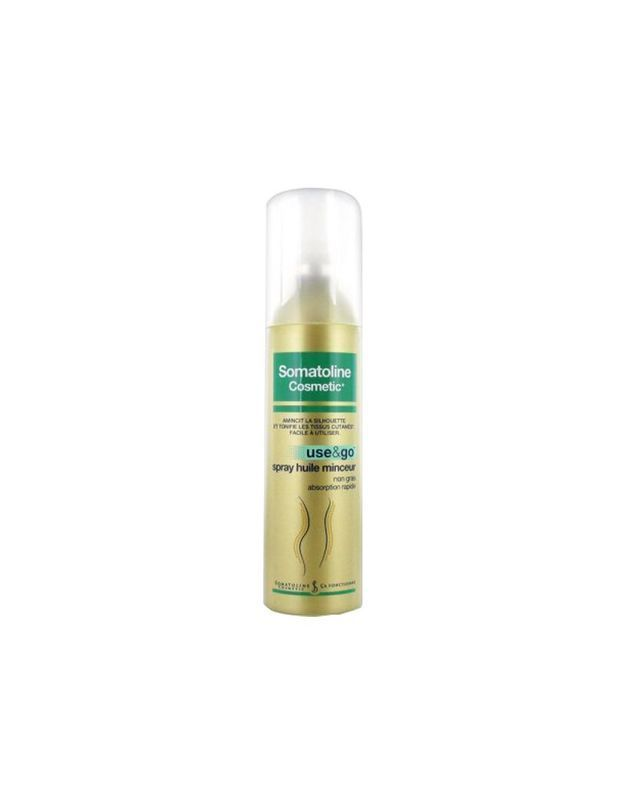 Spray minceur Use & Go, Somatoline Cosmetic, 29,90 €