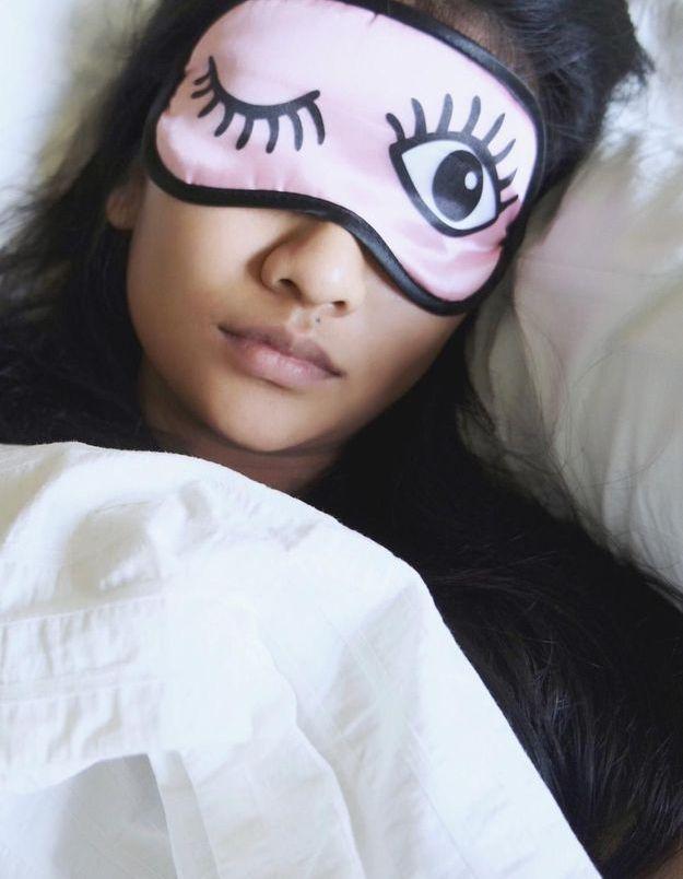 Voilà pourquoi vous devriez vraiment dormir