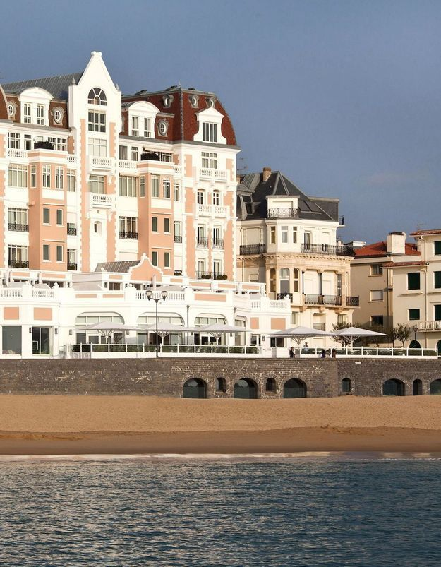 Testez la cure antistress sommeil du Grand Hôtel Thalasso & Spa de Saint-Jean-de-Luz