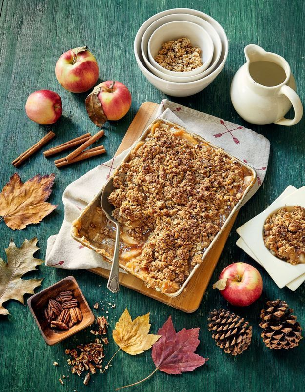 Nutrition : les 7 aliments forme de l'automne