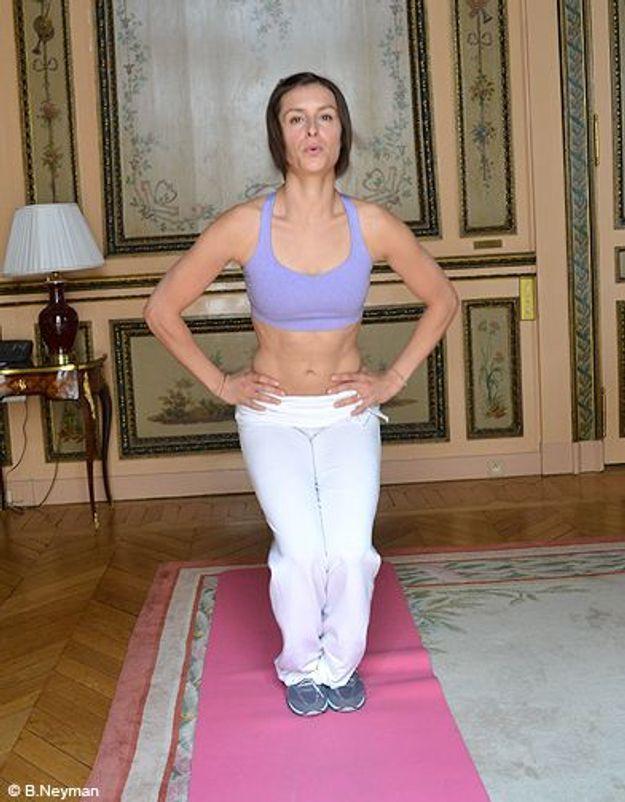 Minceur sport exercices coach julie ferrez culotte cheval jumping jack 2
