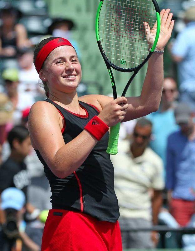 Jelena Ostapenko Roland-Garros
