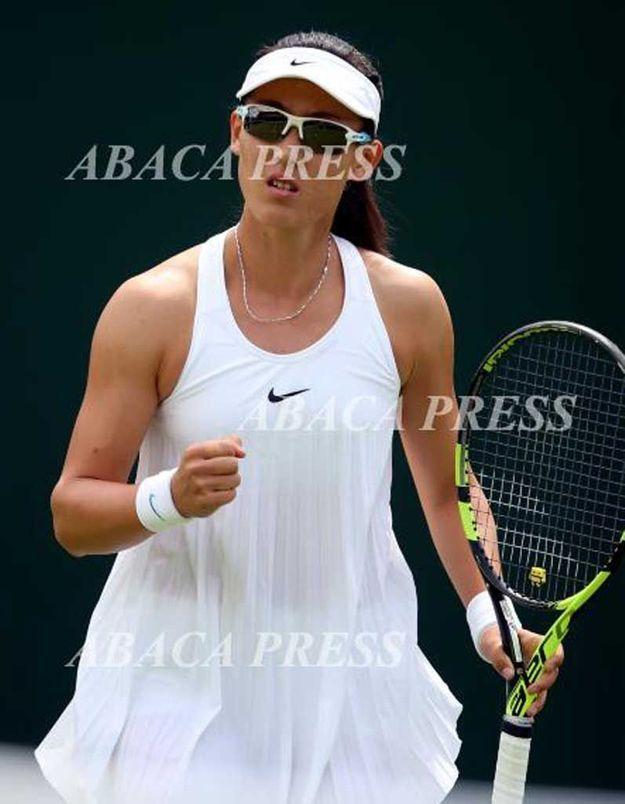 Saisai Zheng Roland-Garros