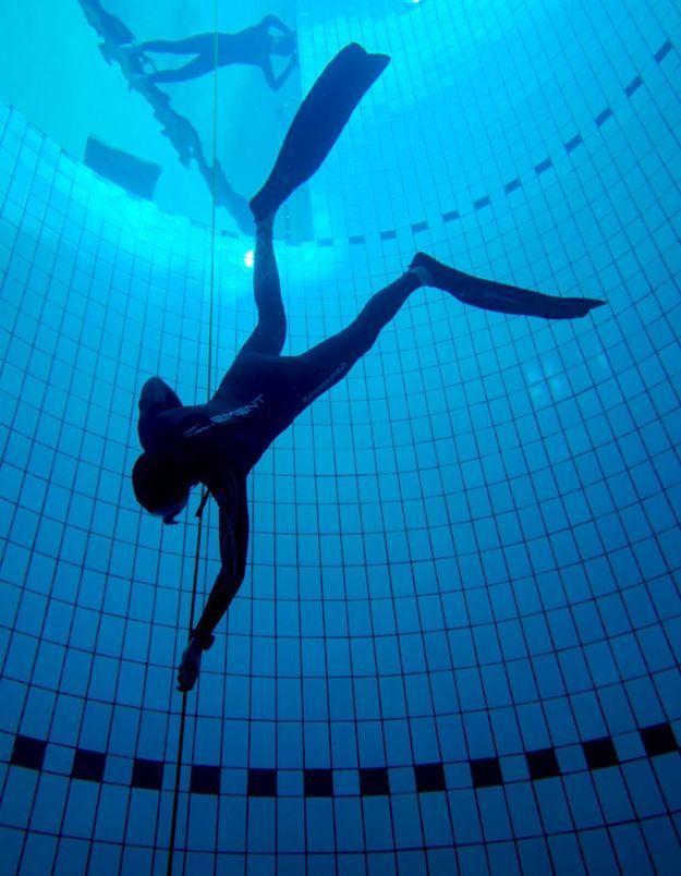 La plongée en apnée, c'est dans l'air !