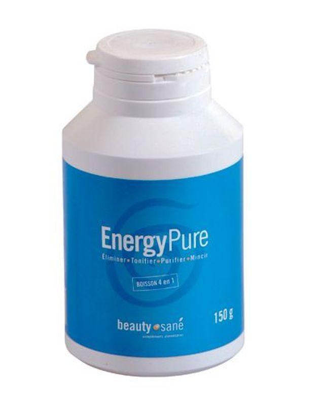 Energy Pure, un régime à boire !
