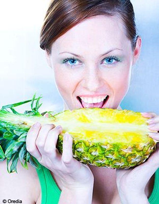 L'ananas : le fruit minceur