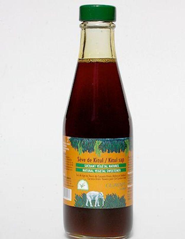 La sève de Kitul, un sucrant naturel sans les calories