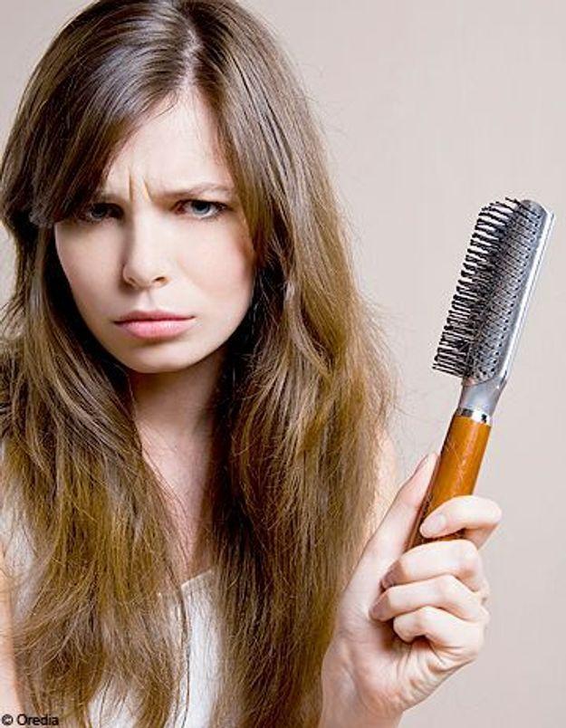 Les Bons Aliments Pour Eviter La Chute De Cheveux Saisonniere Elle