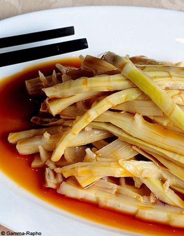 Les pousses de bambou : un atout santé