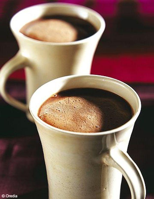 Mieux récupérer d'un effort physique avec une boisson chocolatée !