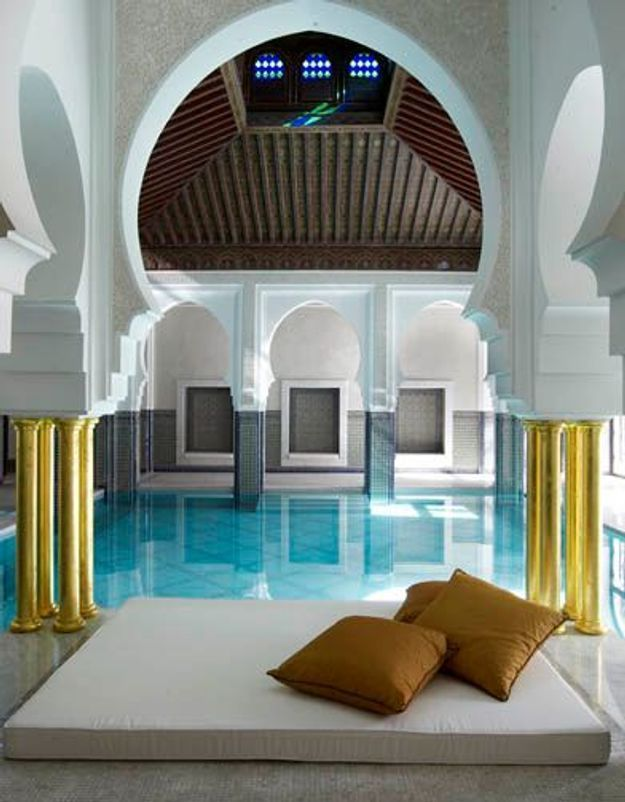 Beauty spot : La Mamounia à Marrakech