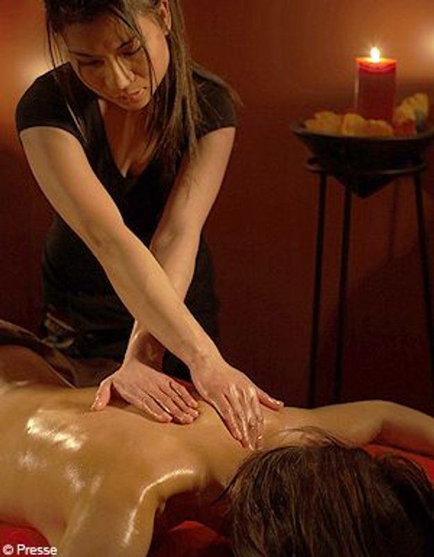 Massages Thaï pour l'été