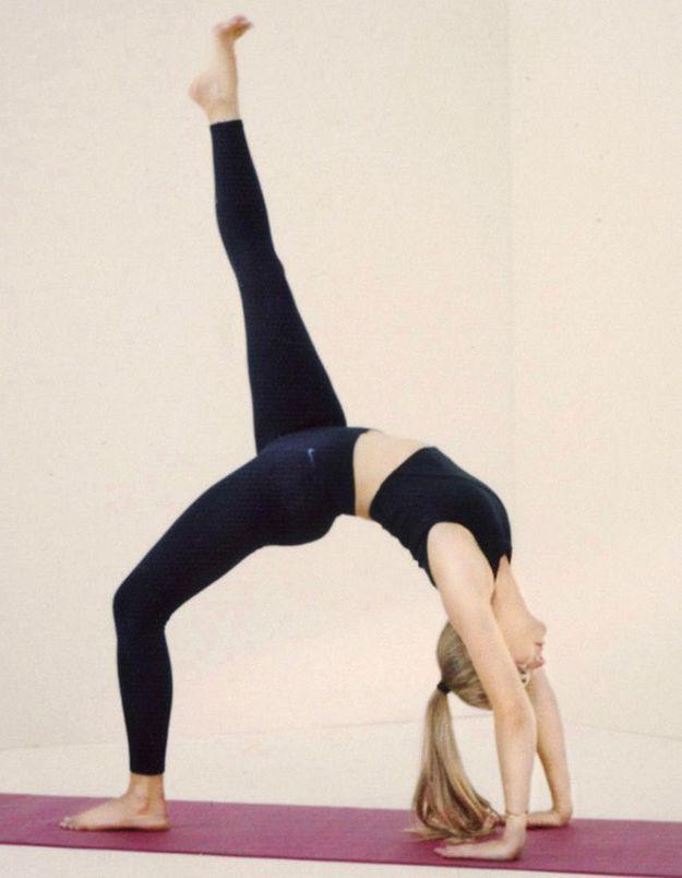 Nike lance sa première collection de yoga wear !
