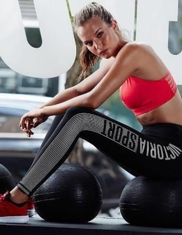 Train like an Angel : et si on s'entrainait comme les Anges de Victoria's Secret ?